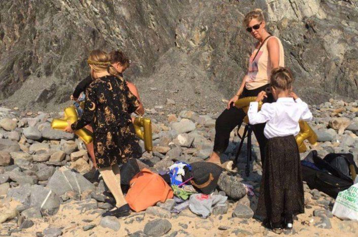 Portugal Playa Arrifana Dag 2